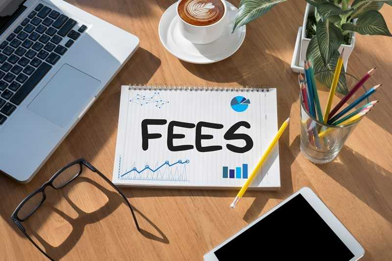 non-sufficient fees